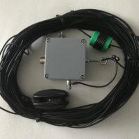 Antena EFHW - 9A4ZZ 80-10m max 400w