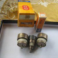 Lampe 4CX250B, 2C39, QQE 03/20, RS1039